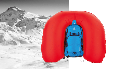 snow avalanche airbag
