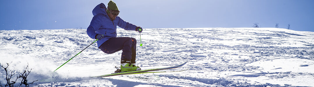 How to choose your ski equipment ?