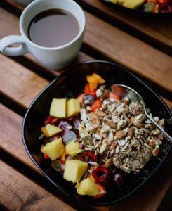 exemple d'un petit déjeuner complet pour faire du ski
