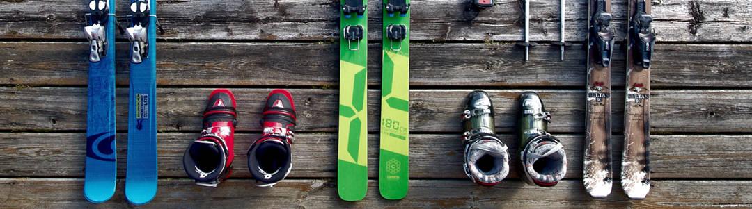 Louer facilement son matériel de ski en ligne à Tignes