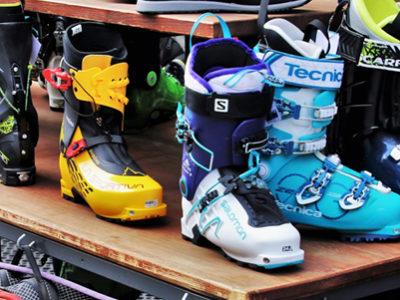 magasin de matériel de ski