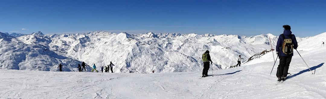 Présentation des différentes pratiques du ski