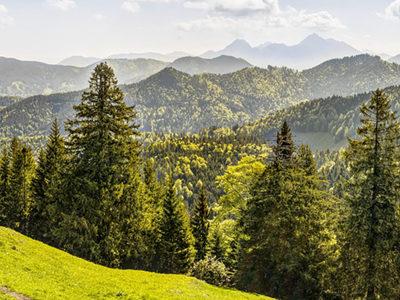 montagne agréable en toute saison