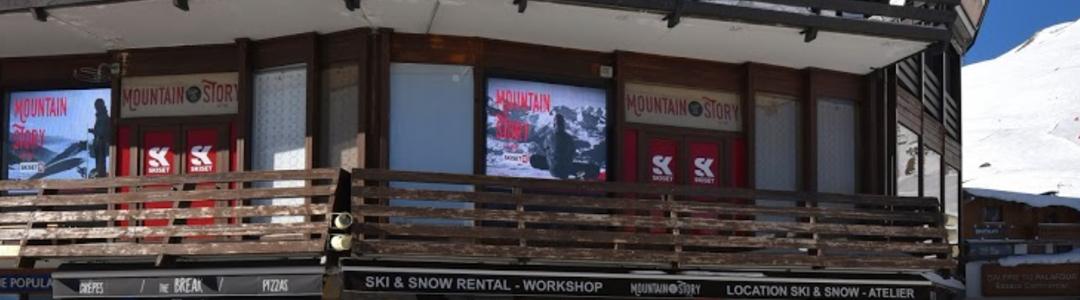 Mountain Story et Skiset