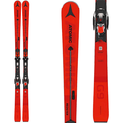 Ski de piste Mountain Story - Atomic Redster G9