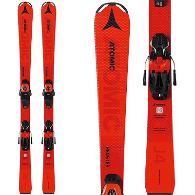 Ski de piste Mountain Story - Atomic Redster J4