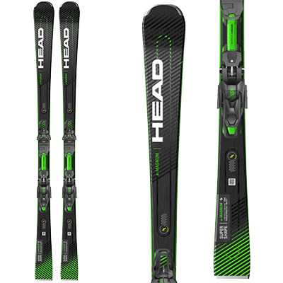 Skis de piste Mountain Story - Head Super shape Magnum