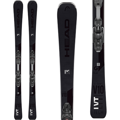 Skis de piste Mountain Story - Head V Shape V10
