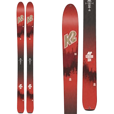 Skis Free Ride Mountain Story - K2 WayBack