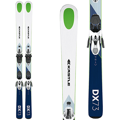 Skis de piste Mountain Story - Kastle DX73