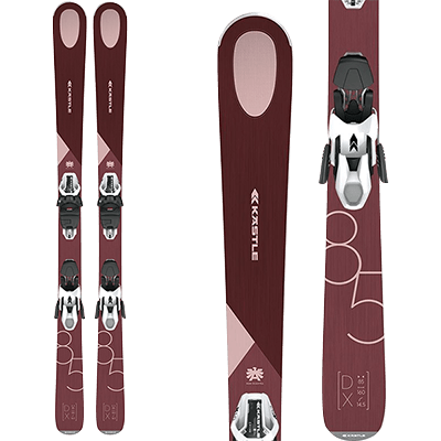 Skis All mountain chez Mountain Story - Kastle DX85 femme