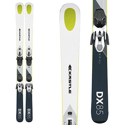 Skis All mountain disponibles chez Mountain Story - Kastle DX85