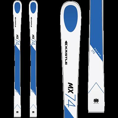 Skis de piste Mountain Story - Kastle MX74