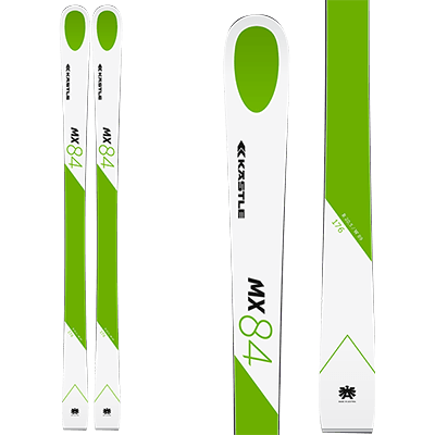 Skis All Mountain chez Mountain Story - Kastle MX84