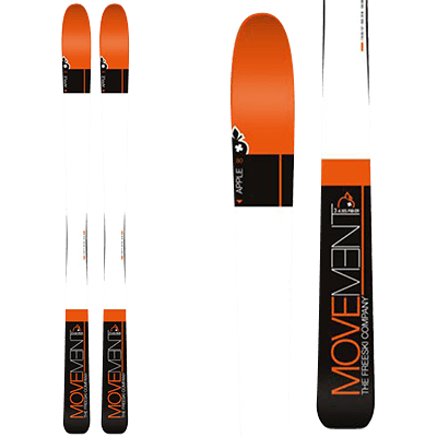 Skis Rando Mountain Story - Movement Apple 80/60
