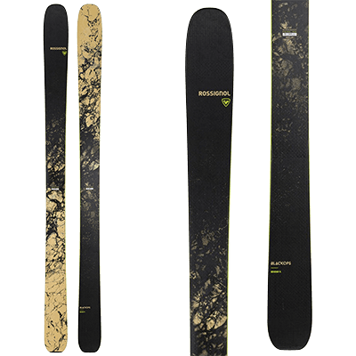 Free ride Mountain Story - Rossignol Black OpsSender