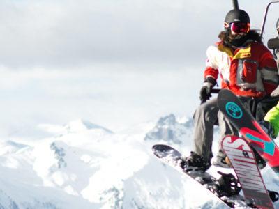 séjour au ski