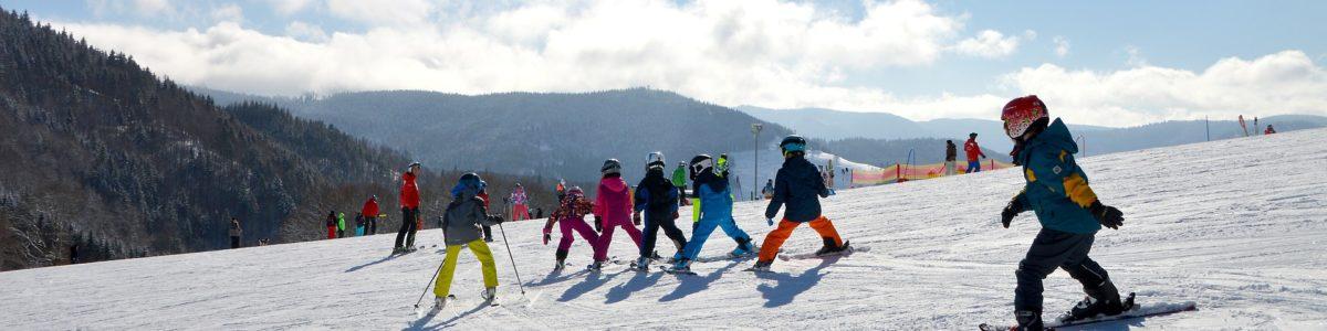 Ski enfant : quel équipement pour débuter ?